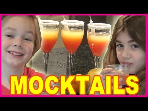 New Year's Eve Mocktails with the Kids | The Perfect Drink Review