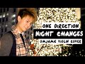 One Direction Night Changes Violin Cover