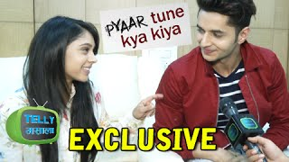 Interview: Niti Taylor And Siddharth Gupta Talk About