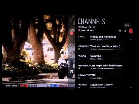 Learn How to Access Live Menu – LG Smart TV with webOS