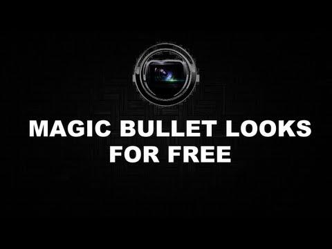 Magic Bullet Looks & Suite FREE! (Sony Vegas Pro 9,10,11,12 DOWNLOAD)