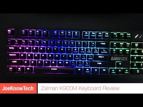 Zalman Kailh Brown Keyboard Review
