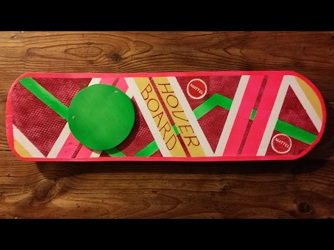 How to build a Hoverboard / Comment fabriquer un Hoverboard