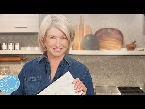 Update Your Countertops with Quartz! - Martha Stewart