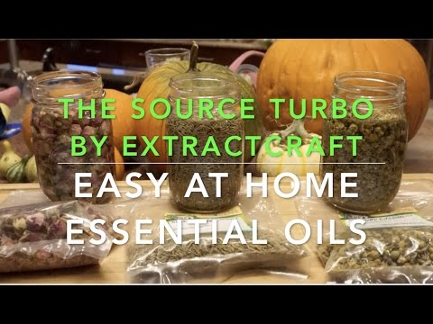 Easy Essential Oils At Home With The Source by ExtractCraft