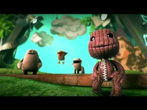 LittleBigPlanet 3 - PS4 Trailer