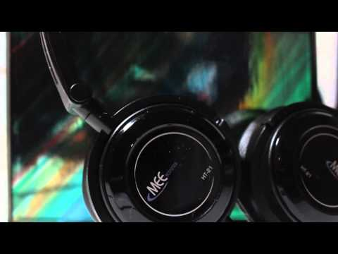[Review] MEElectronics HT-21 Portable Headphones