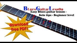 Martin Hury / Blues Guitar Lessons Videos