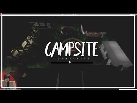 Roblox | Bloxburg | Campsite