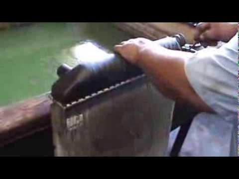 How to Remove Plastic Radiator Tank Pt 1