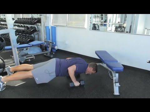 What Type of Push-Up Works the Lower Chest? : Core Fitness Techniques