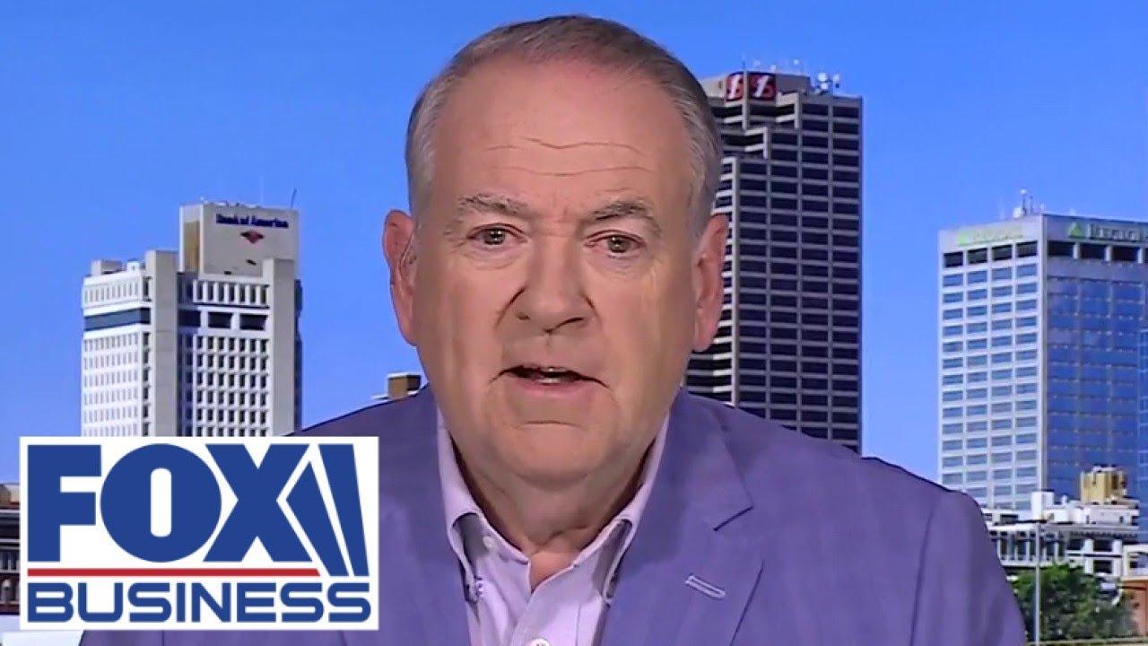 Mike Huckabee 'stunned' Biden has yet to meet with GOP leaders