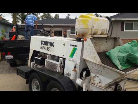Veterans concrete,...foundation retrofit / addition foundation pre pour