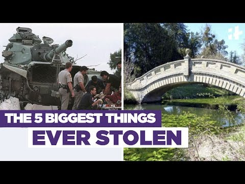 Indiatimes | From M60 Tank To A Church In Russia - The 5 Biggest Things Ever Stolen