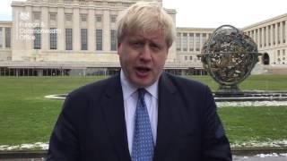 UK supports Cyprus settlement talks