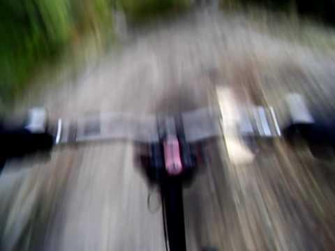Devon's Stunt Double helmet cam Gnar Gnar