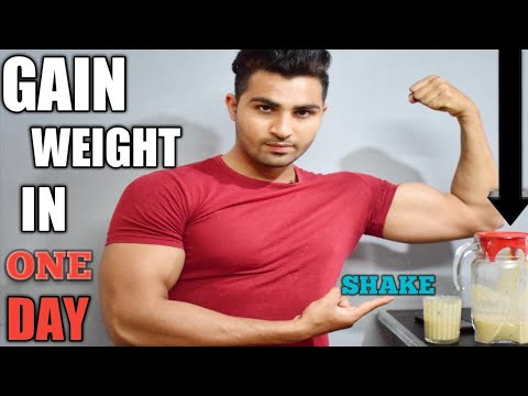 how to gain weight fast for skinny people | Royal Shakti Fitness
