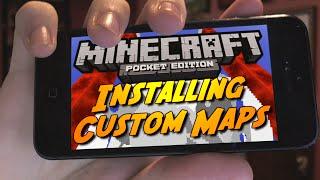 Pe Maps Ipad Videos Ytubetv - Minecraft maps fur ipad