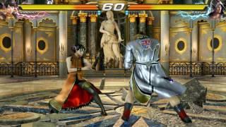 Tekken 7 Casuals - Co Tanukana (xiaoyu) Vs Illanswerthat (steve) [1080p/60fps]