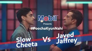 SlowCheeta Vs. Javed Jaffrey - Poocha Kyun Nahi