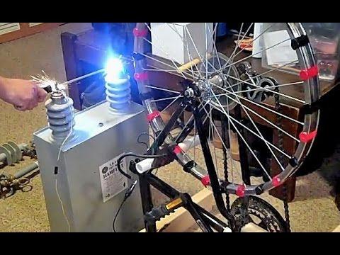 Megawatt Bicycle Generator