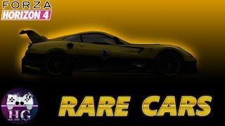 forza horizon 4 rare cars Videos - 9tube tv