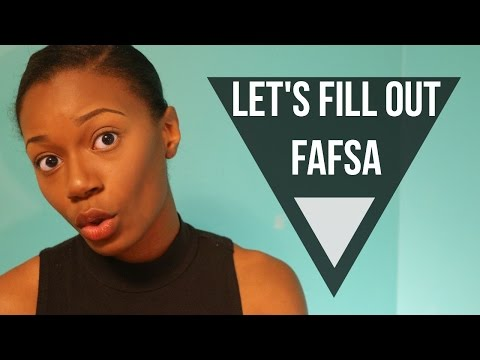 Let's Fill Out FAFSA! (Step by Step)