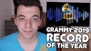 Download GRAMMY 2019: RECORD OF THE YEAR Video
