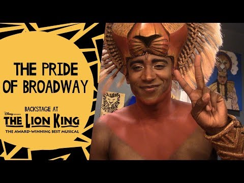 Episode 2: The Pride of Broadway: Backstage at THE LION KING with Jelani Remy