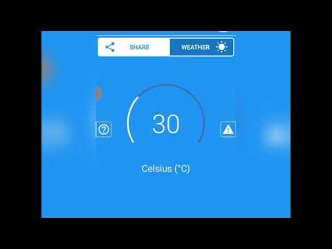 Freezer test of Room Temperature App