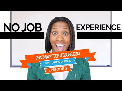 I'm Confused, How to Become a Pharmacy Technician With No Experience? | PharmacyTechLessons.com #3