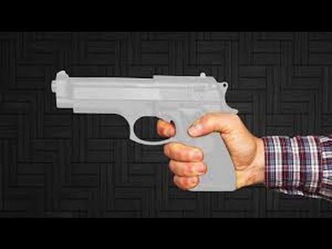 [reverse]Howtobasic how to make a paper gun that shoots