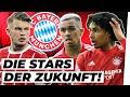 FC Bayern: Diese Talente müssen bald Bundesliga spielen! |Analyse