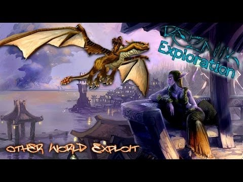 How to Fly Mount in Azeroth (Other world Exploit) Patch 3.2.2