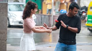 I LOVE YOU ❤️ Prank On Cute Girls Ft_ Amit Kumar |AKY FILMS|