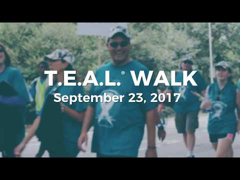 5th Annual Savannah T.E.A.L.® Walk for Ovarian Cancer - Celebrity PSA
