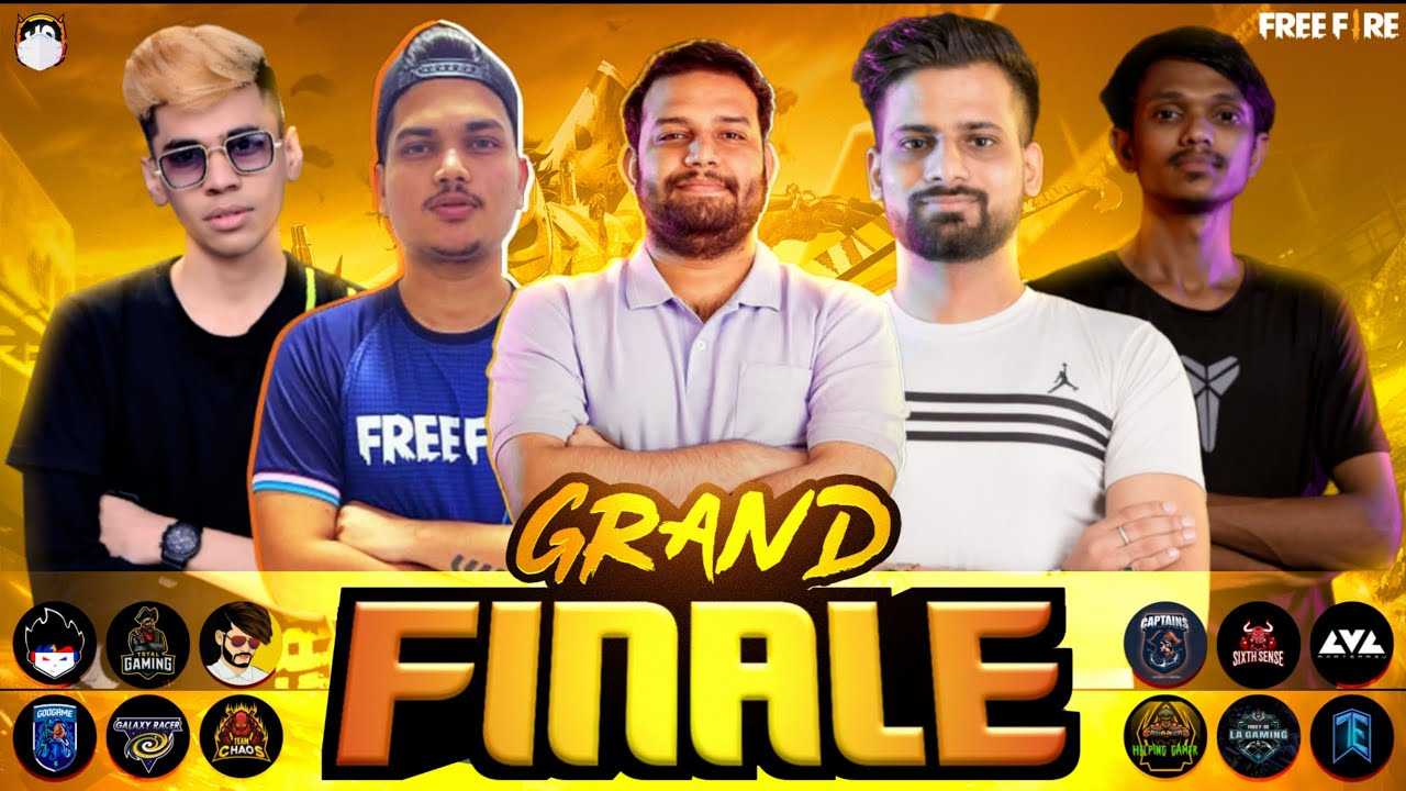 The Grand Finale | Underdog Cup - Garena Free Fire #totalgaming #gyangaming #ipllive