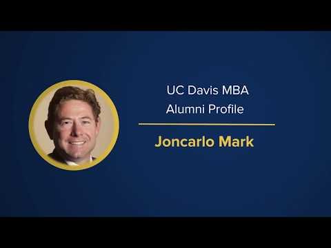 UC Davis MBA Alumnus Joncarlo Mark - 2018 GSMAA Outstanding Service Award