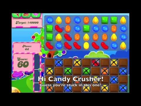 Candy Crush Saga - HOW TO DO Level 56