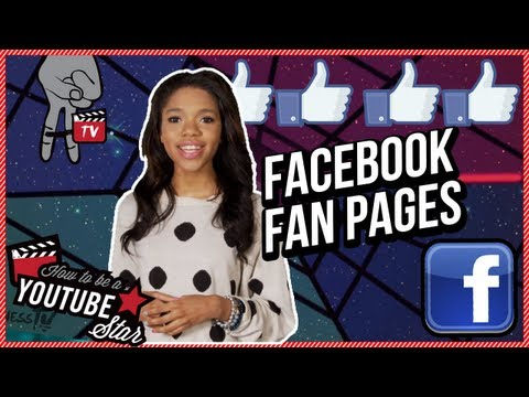 Get More Likes on Facebook and Make a Fan Page - How To Be a YouTube Star Ep. 15