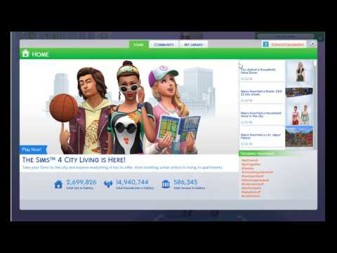 How to Find my Origin And Save My Sims