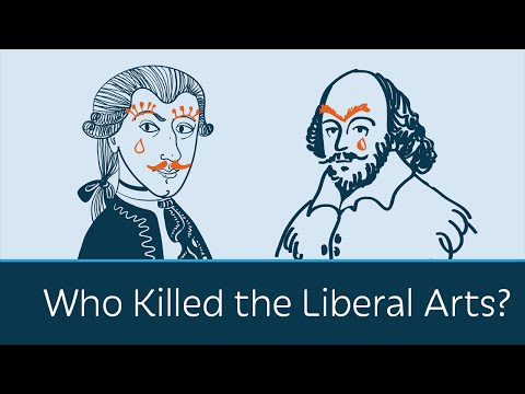 Who Killed the Liberal Arts?
