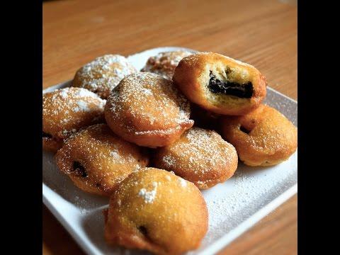 Homemade Fried Oreos