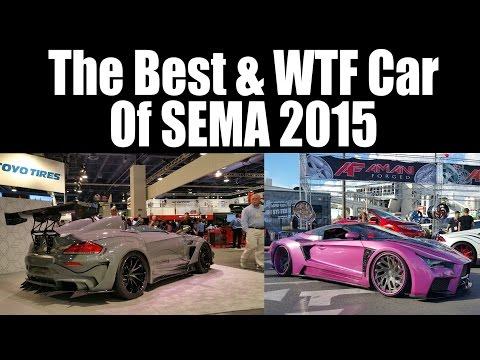 SUICIDE SQUAD Vador Car & Bulletproof BMW Z4 | SEMA 2015