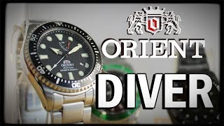 ORIENT DIVER Collection | Affordable Dive Watch