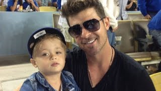 Robin Thicke Denies Allegations Of Abusing His 6-Year-Old Son