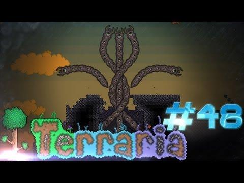 Terraria Sorozat: #48 - Virágos Rész Fejlesztése