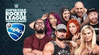 WWE Superstar Rocket League Tournament BRACKET REVEAL!!