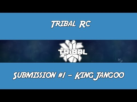 #TRIBALUPSRC - Speed Art Banner By KingJangoo [WON]