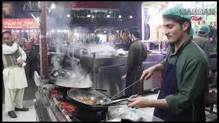 PAKISTANI STREET FOOD RAWALPINDI ISLAMABAD